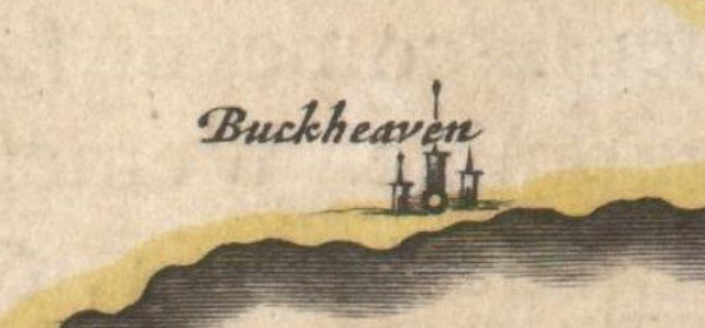 In Willem Blaeu's 1654 Atlas, our small coastal settlement was called 'Buckheaven' - with your support, it can be again